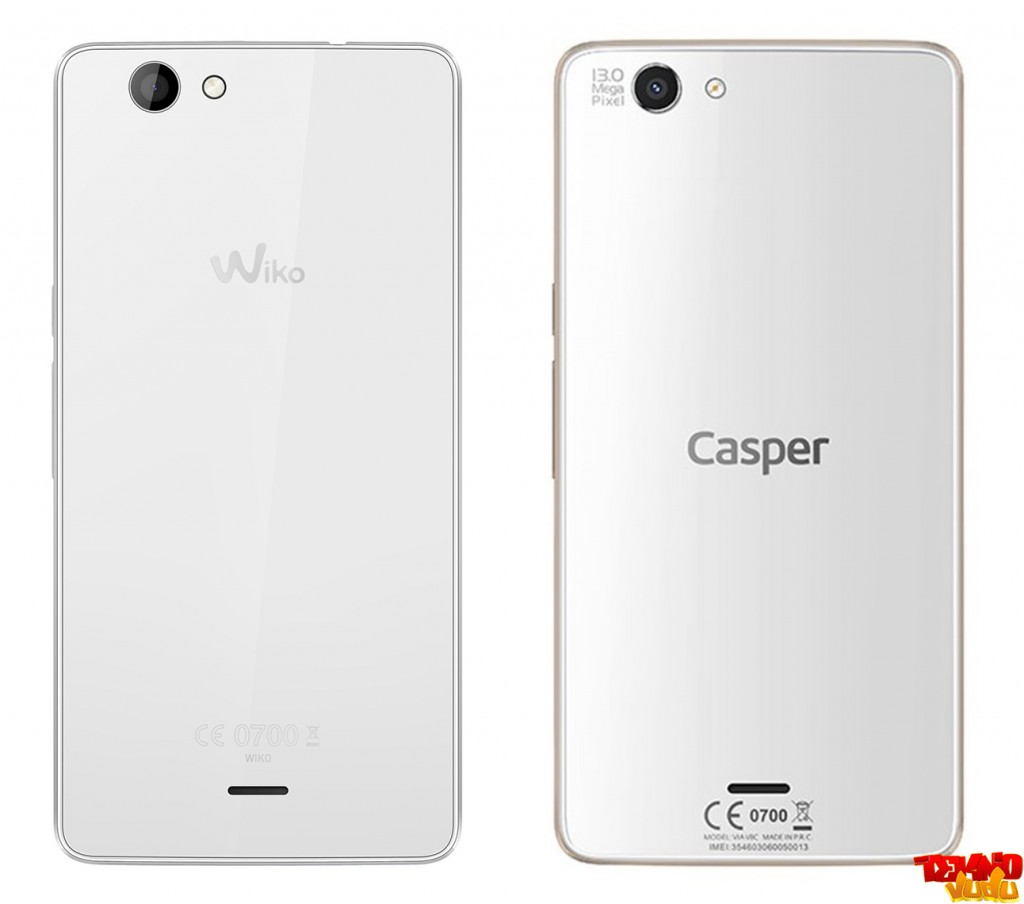 Wiko Highway Signs-Casper VIA V8C 1