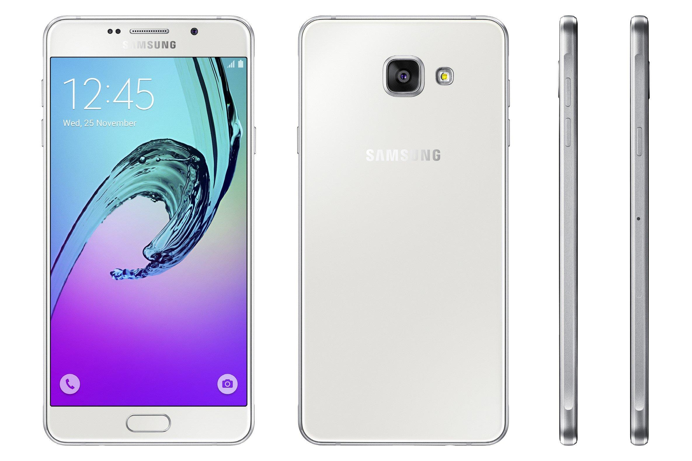 Samsung Galaxy A7 2016 Ozellikleri on samsung htc