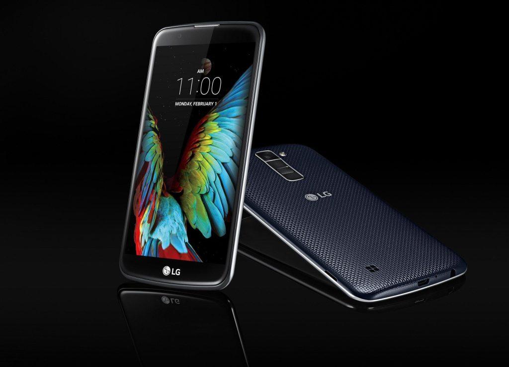 LG K10 ve K7 Olmak Üzere İlk K Serisi Telefonlarını Duyurdu