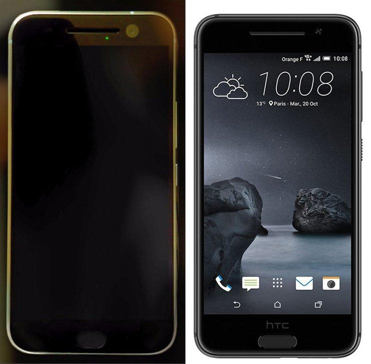 HTC One M10 fotoğrafı vs HTC One A9