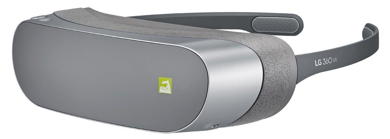 LG G5 modülleri ve diğer ekipmanları_LG 360 VR Gözlük