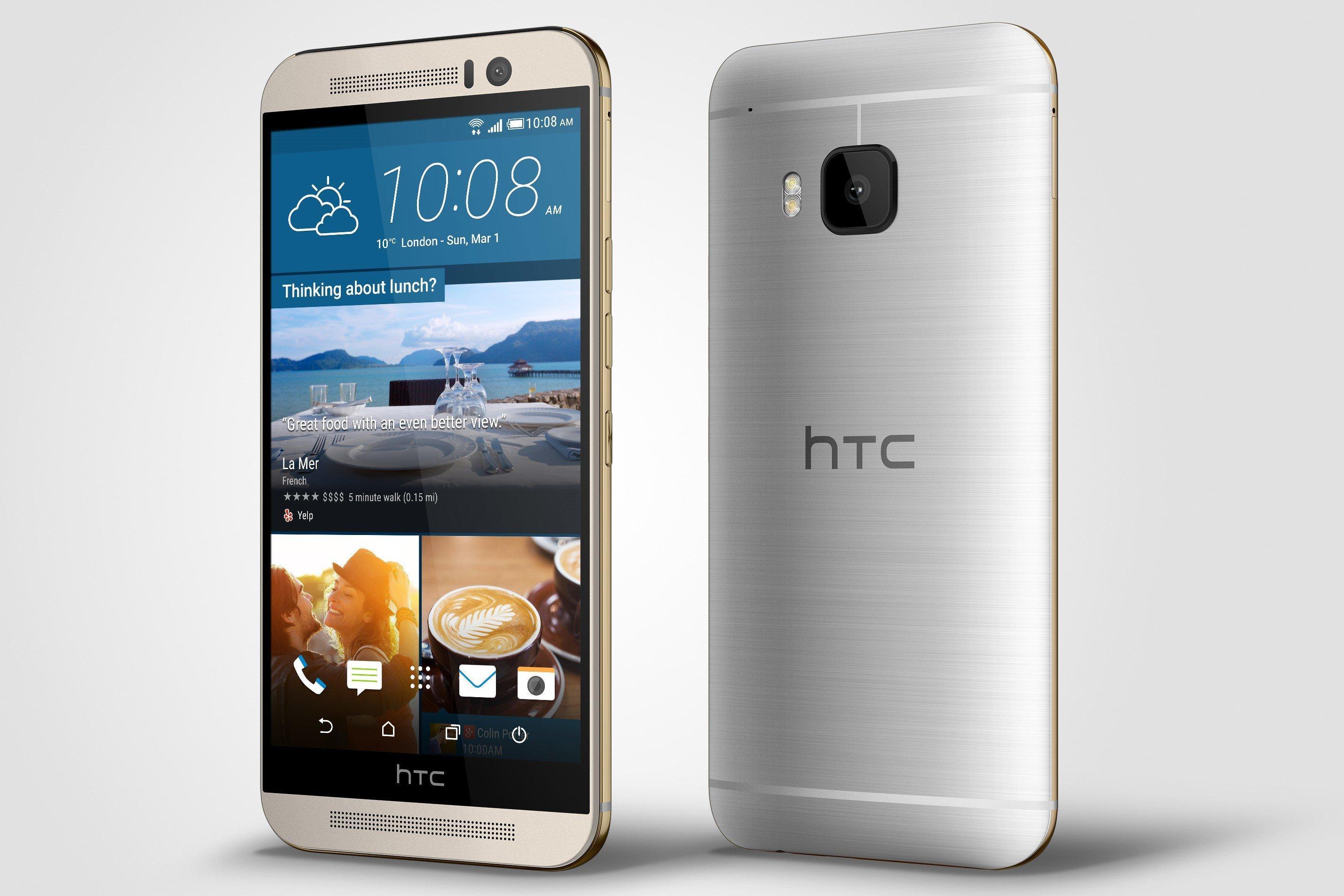 Sprint HTC One M9 için Marshmallow güncellemesini yayınladı