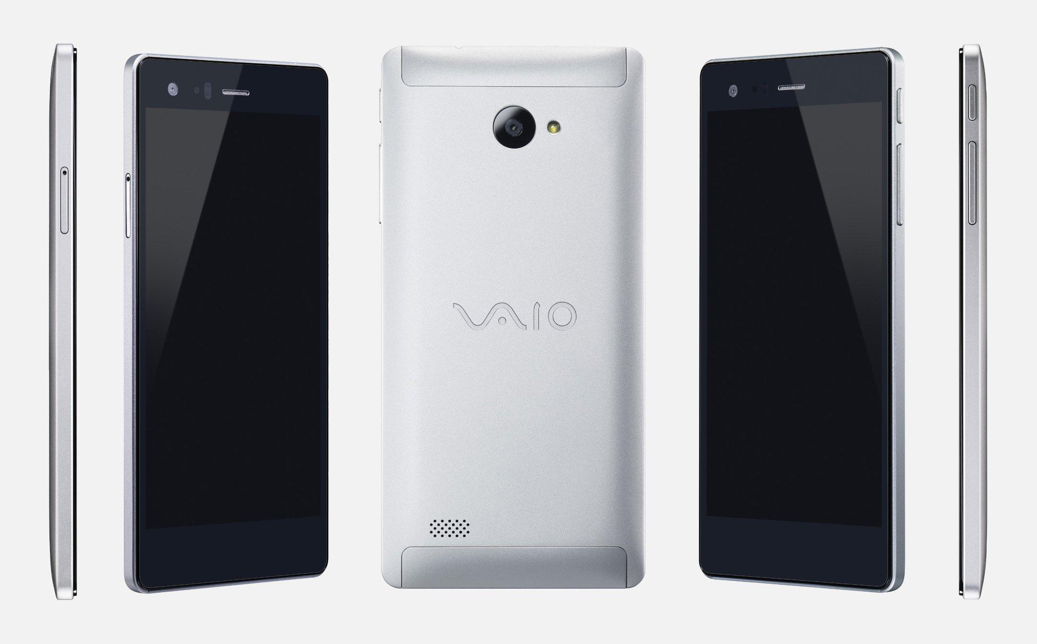 VAIO Windows 10 işletim sistemli telefonunu duyurdu_002