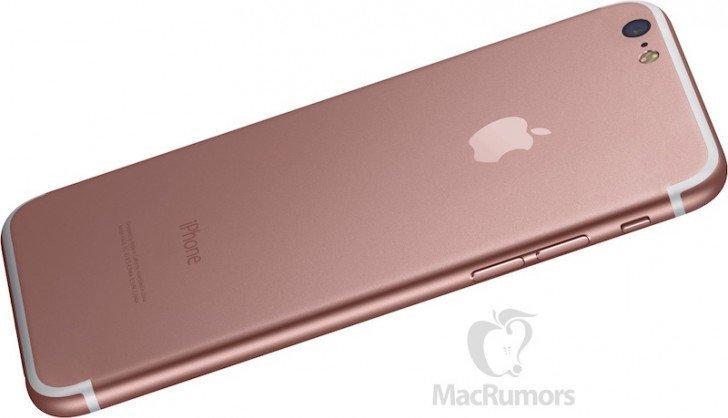 iPhone 7'de kamera çıkıntısı ve arkadaki anten bantları olmayacak