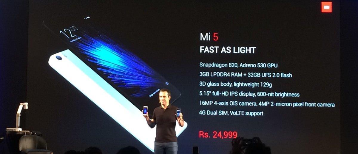 Xiaomi Mi 5 6 Nisan'da, Hindistan'da satışa çıkacak_003