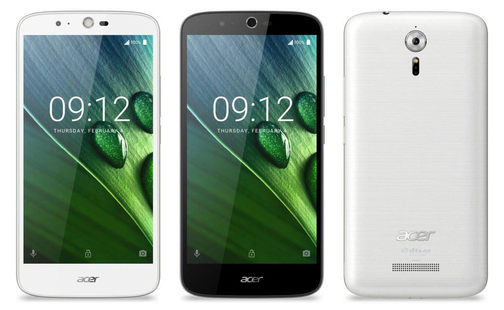 5000mAh bataryalı Acer Liquid Zest Plus
