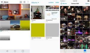 LG G5 Galaxy S7 ve İPhone 6s Arayüz karşılaştırması_08