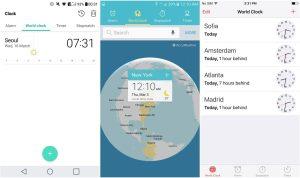 LG G5 Galaxy S7 ve İPhone 6s Arayüz karşılaştırması_10