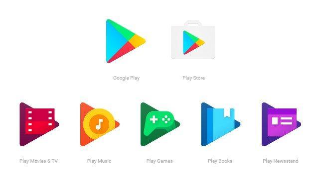 Yeni Google Play Uygulama Simgeleri Duyuruldu