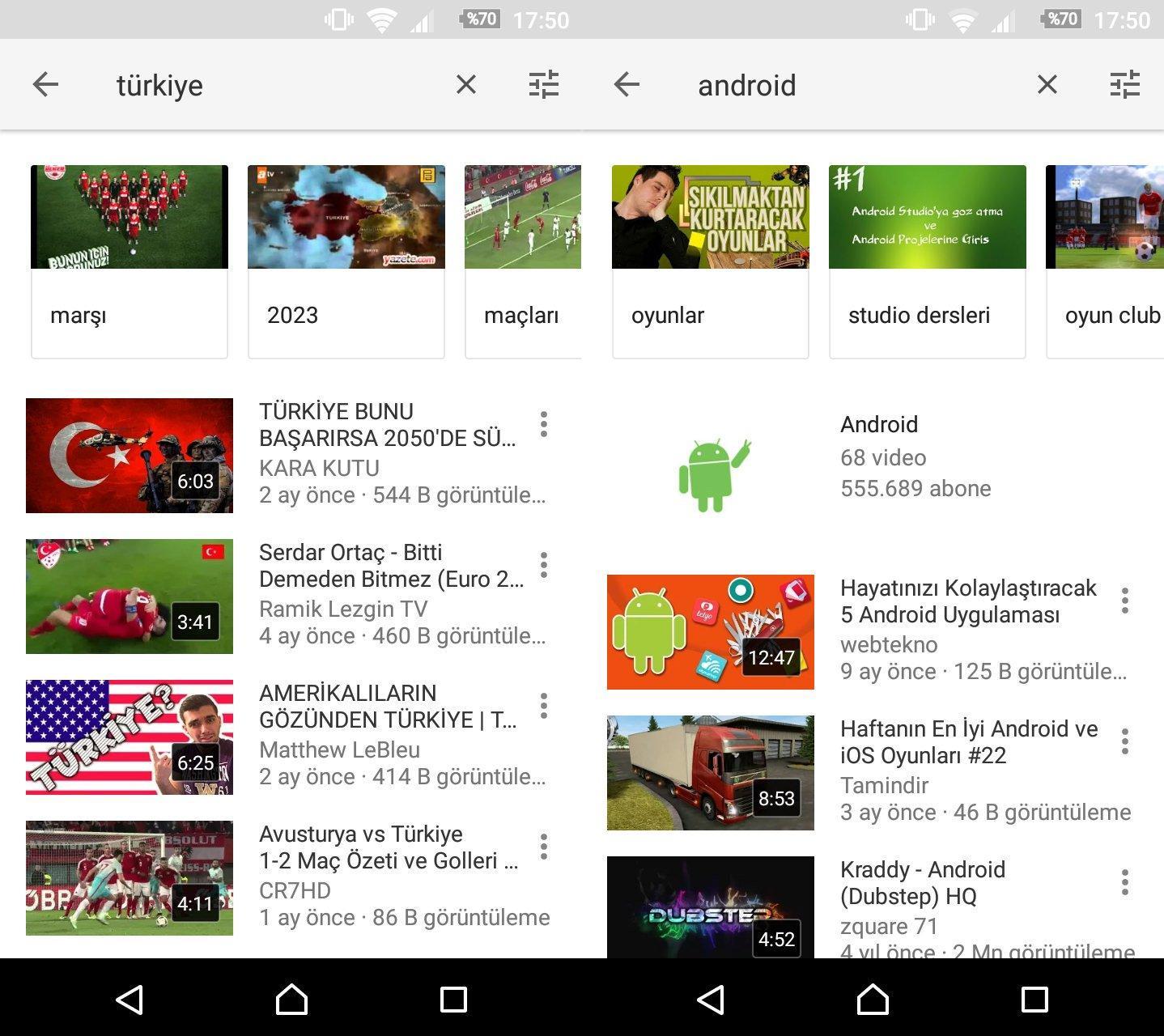Youtube Uygulamasına Otomatik Oynat Özelliği Geldi, Otomatik Oynat