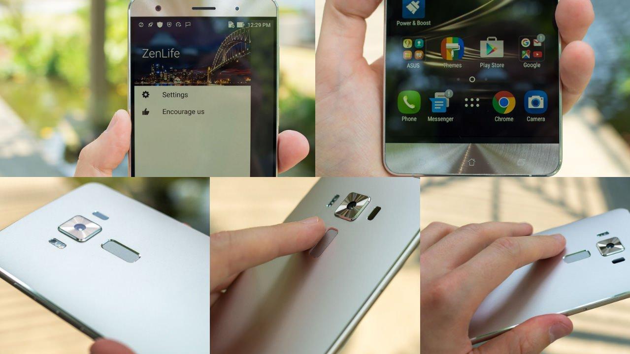Asus Zenfone 3 Deluxe özellikleri