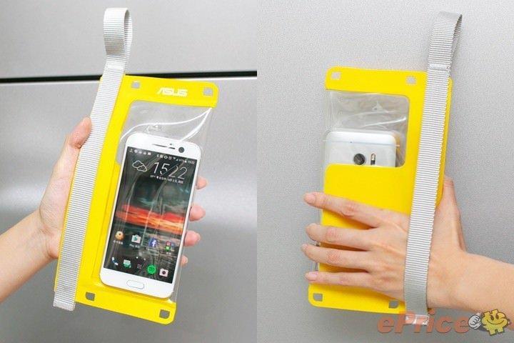 Asus'un Su Geçirmez Telefon Taşıma Çantası ZenPouch_01