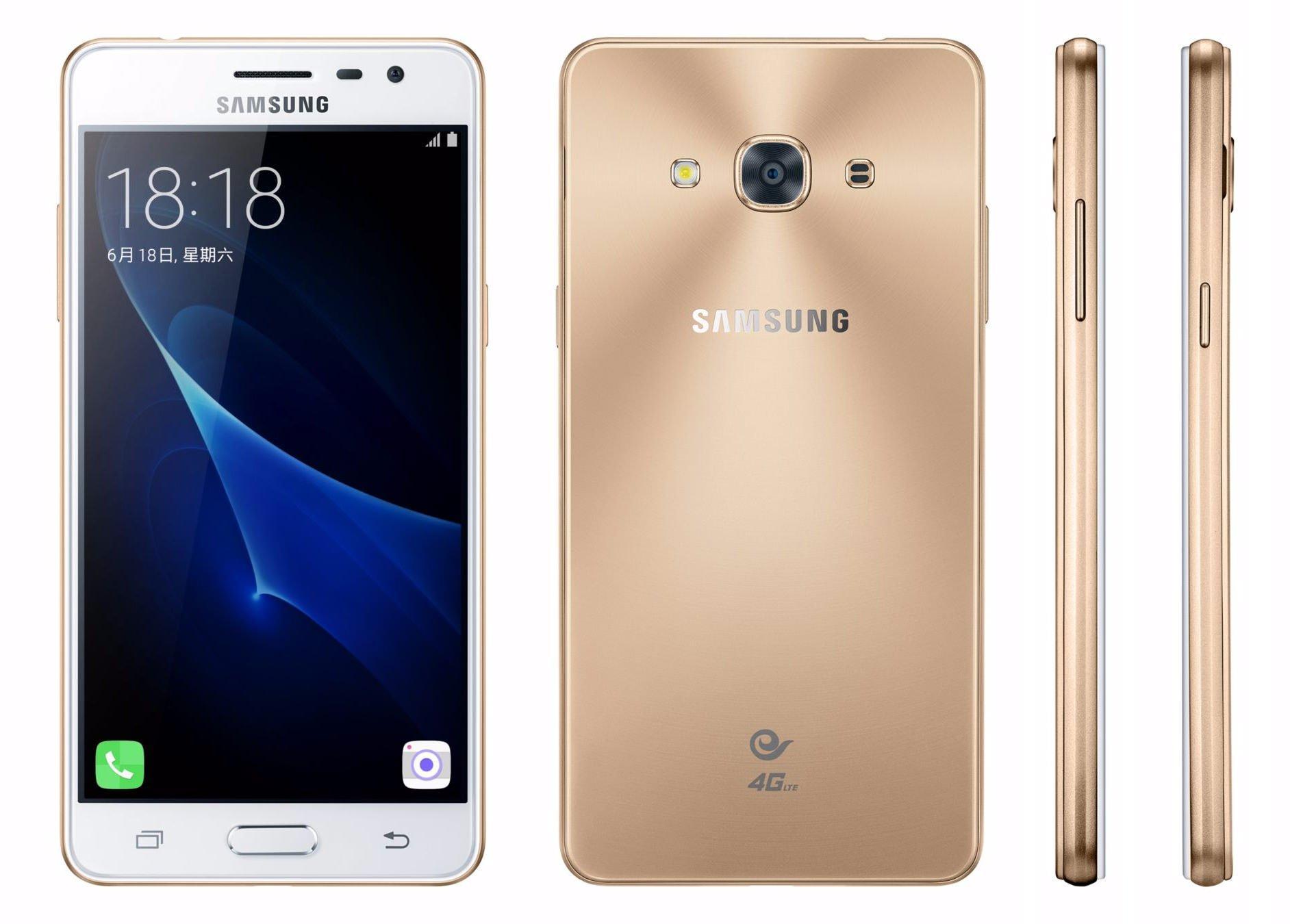 Galaxy J3 Pro Özellikleri