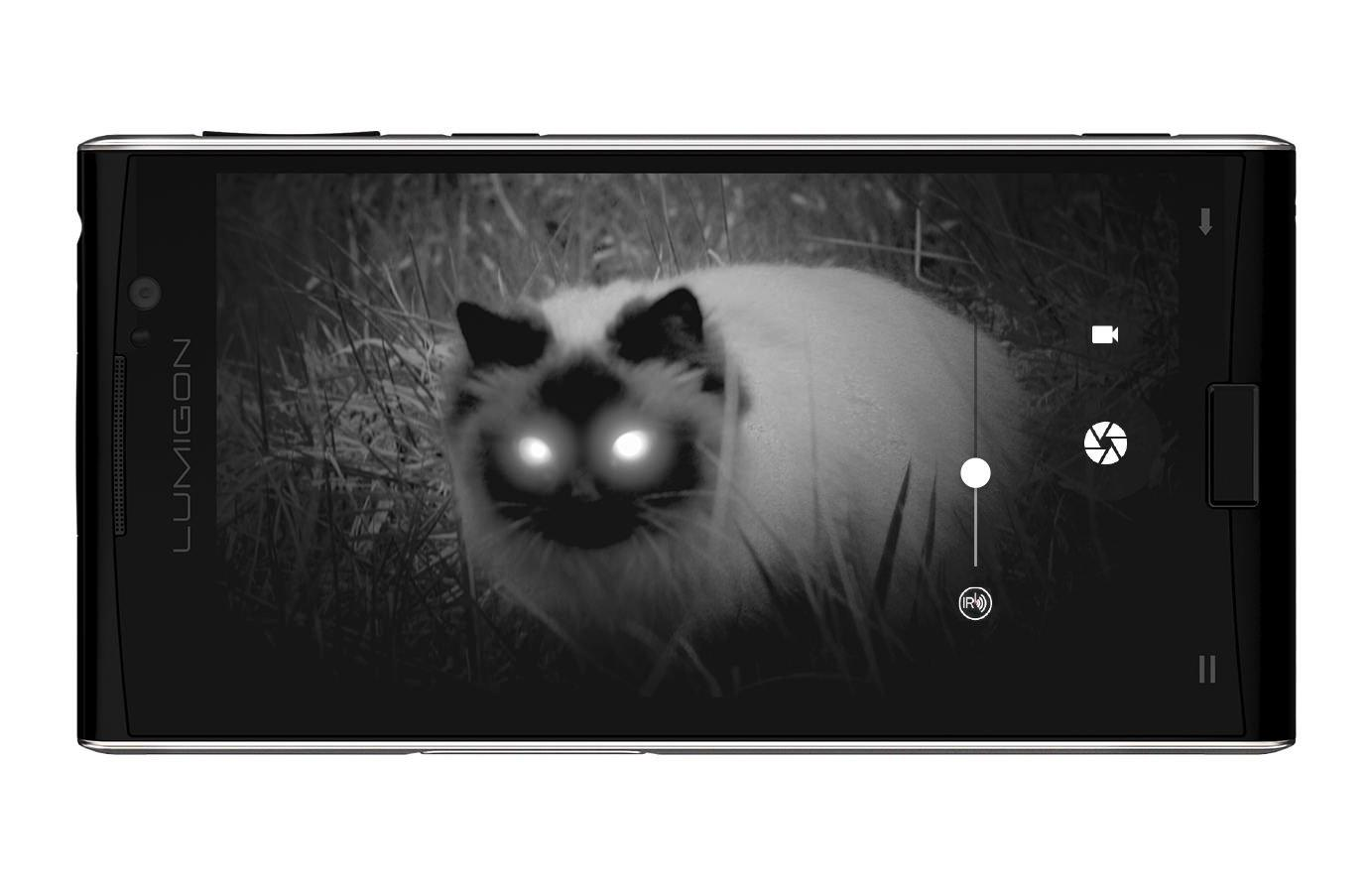 Gece Görüşlü Kameraya Sahip Telefon