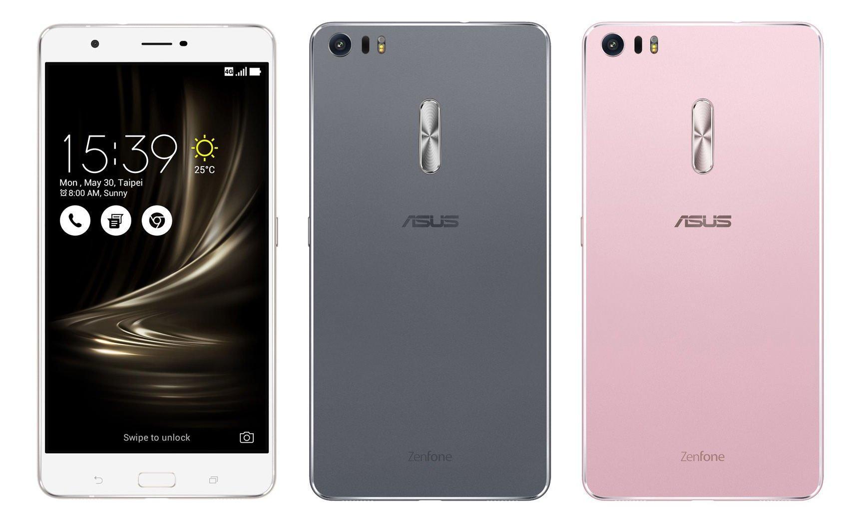 Zenfone 3 Ultra Özellikleri