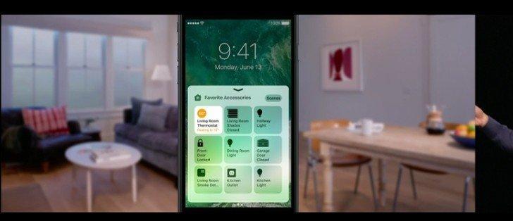 iOS 10 İle Gelen 10 Büyük Özellik HomeKit