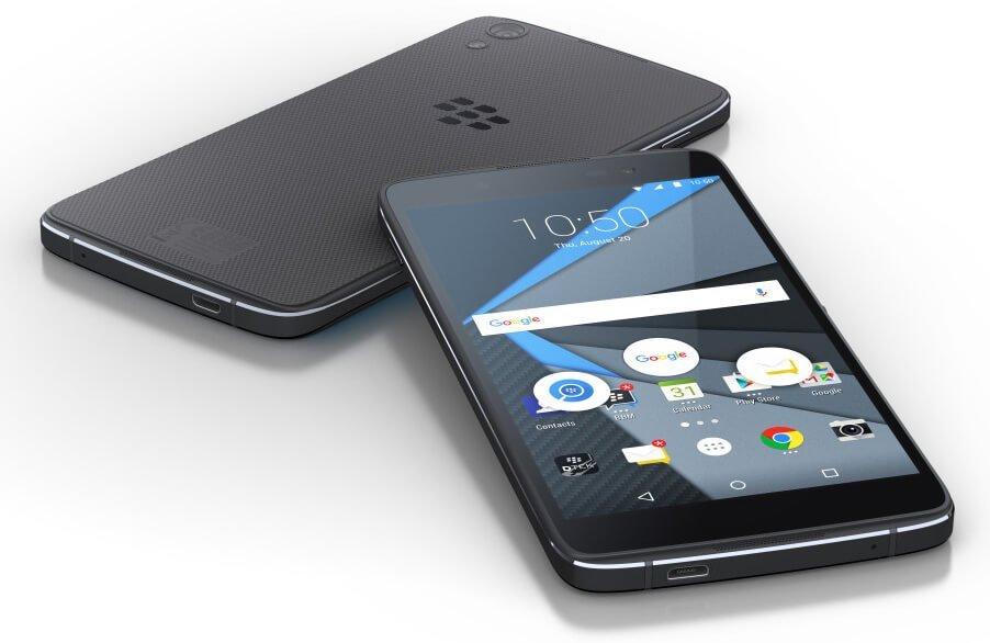 BlackBerry DTEK50 Özellikleri