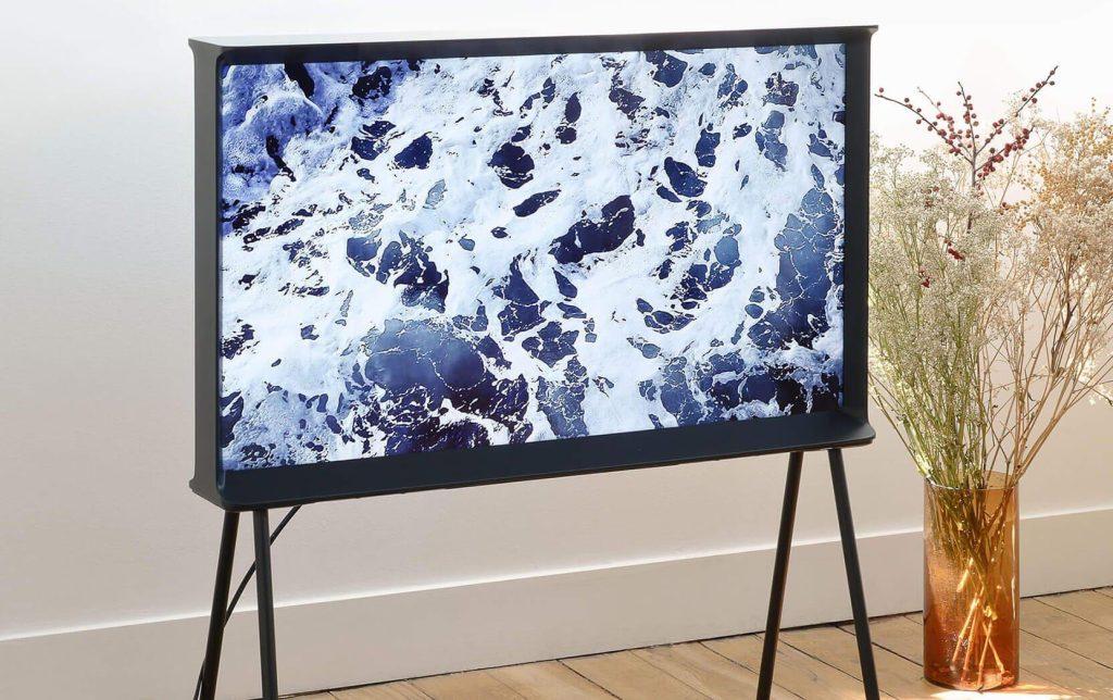 Samsung-SERIF-TV-Dekoratif-TV
