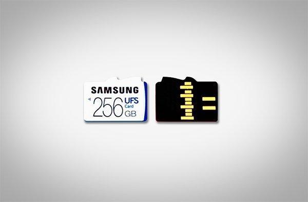 Samsung UFS Standartlı
