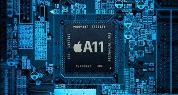 TSMC Apple A11 Yongasetini
