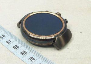 ZenWatch 3'ün Görüntüleri