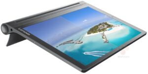 Yoga Tab 3 Plus'ın Görselleri ve Özellikleri