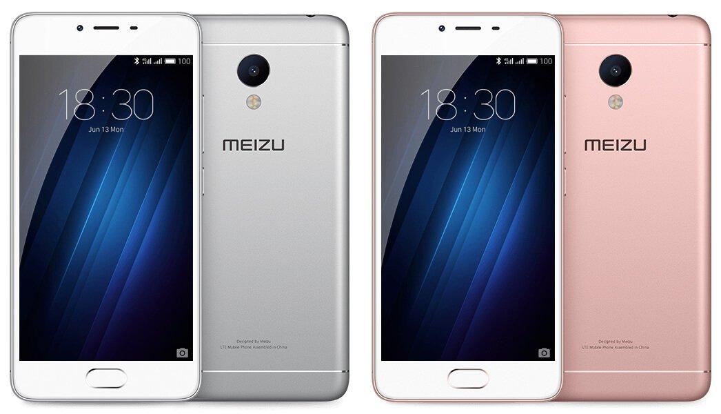 Meizu m3s Özellikleri