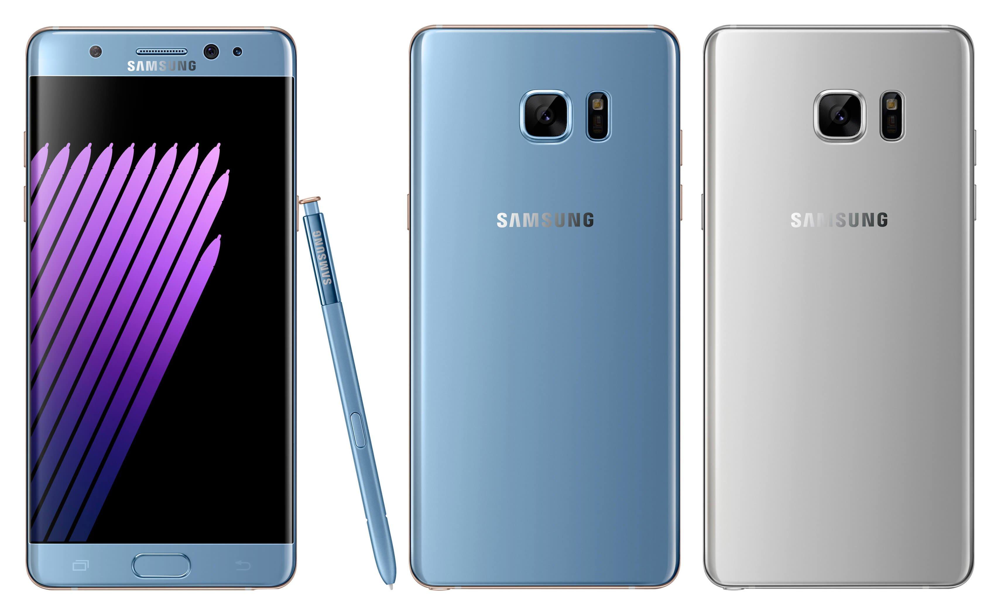 Galaxy Note 7 Özellikleri