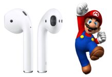 AirPods ve Super Mario