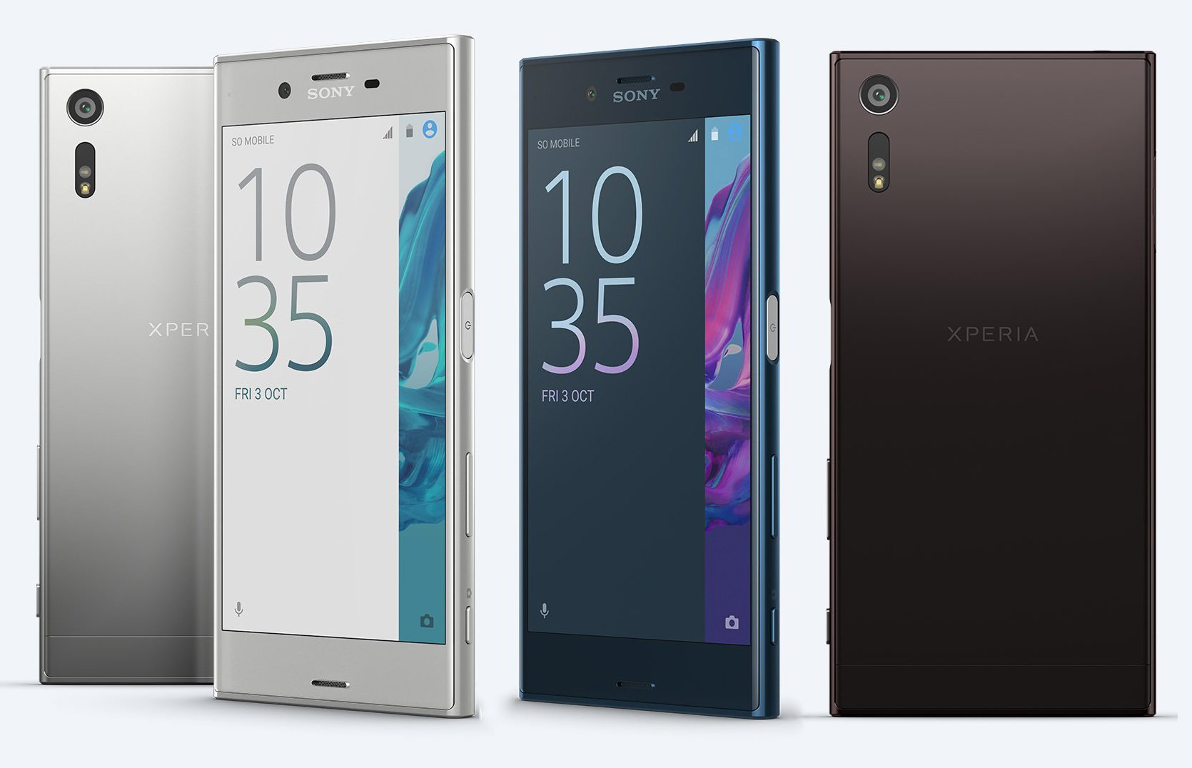 Sony Xperia XZ Özellikleri