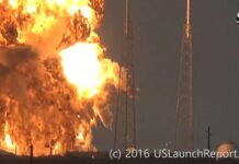 SpaceX'e Ait Falcon 9 Roketi