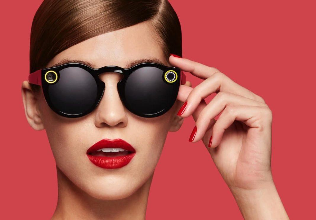 Spectacles Gözlüğü Duyuran Snapchat