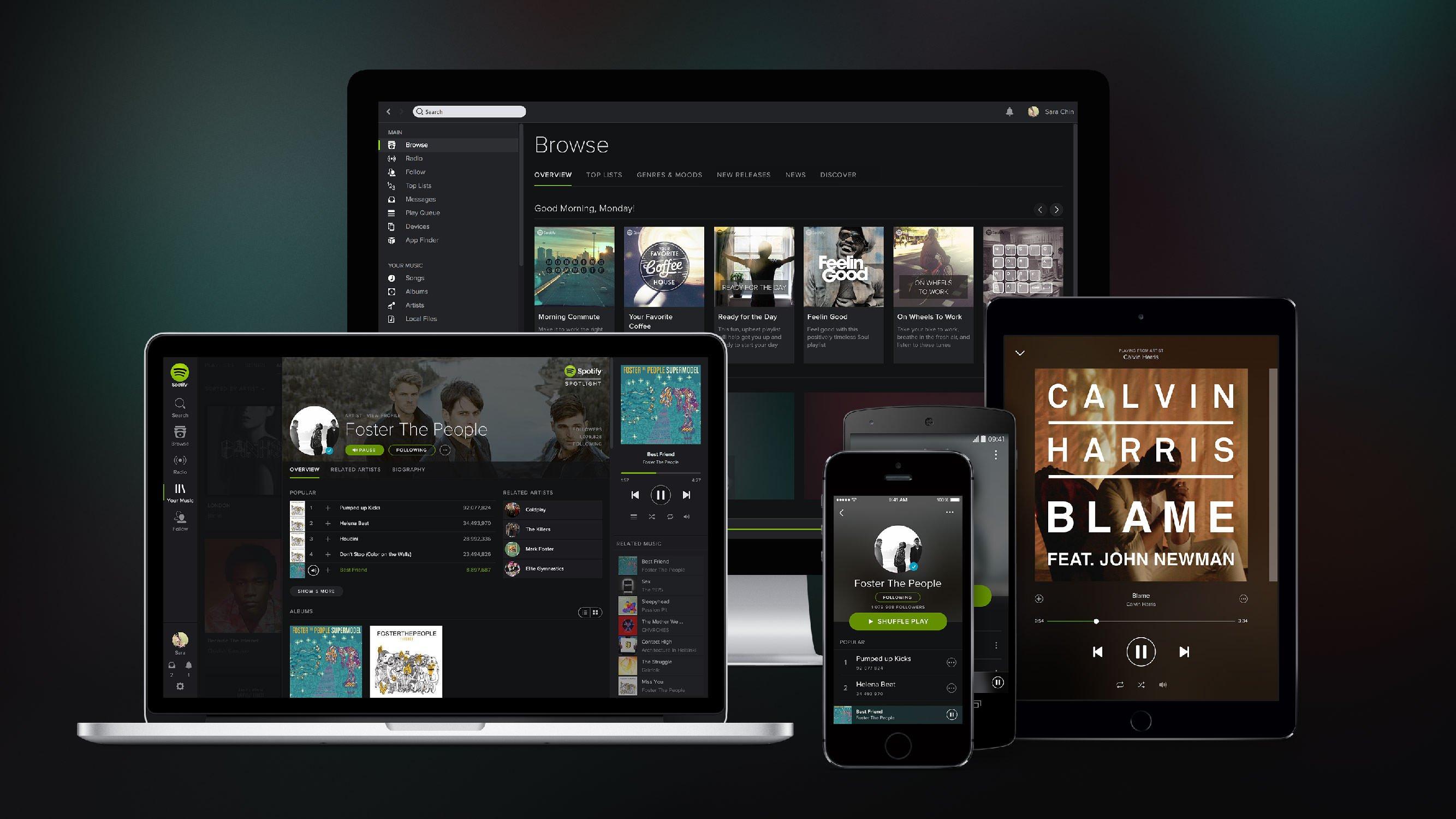 Spotify, Artık Japonya'da!