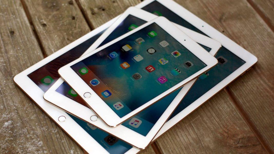 Apple, Yeni iPad Pro Tabletlerini 2017'de Tanıtacak