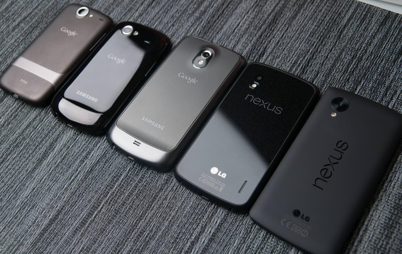 Nexus Cihazlar Artık Sona Erdi
