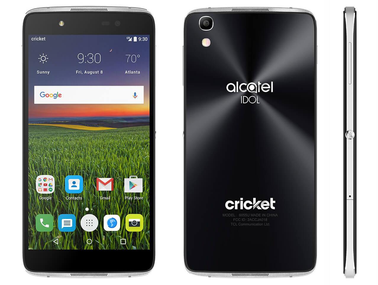 Alcatel Idol 4 Özellikleri