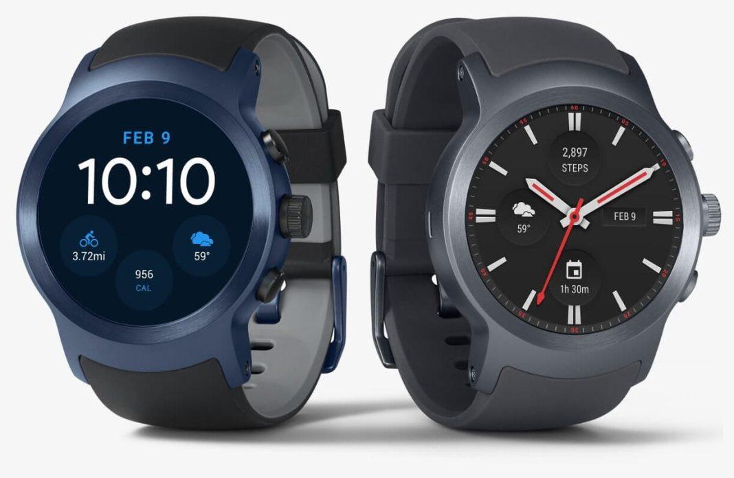 LG Watch Sport'un tanıtımına az bir süre kala son kez göründü