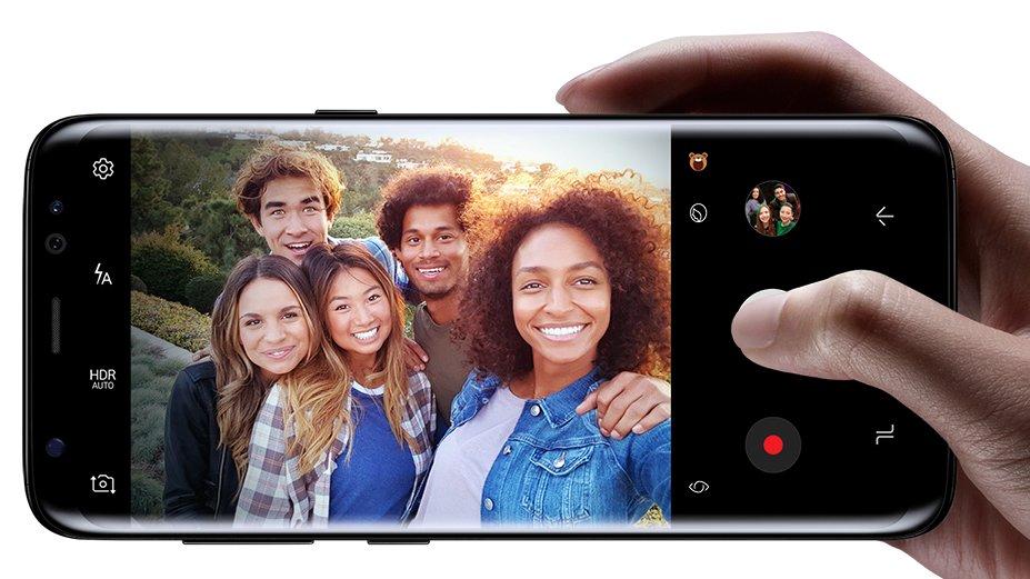 Samsung Galaxy S8 DxoMark Kamera Performansı Yayınlandı