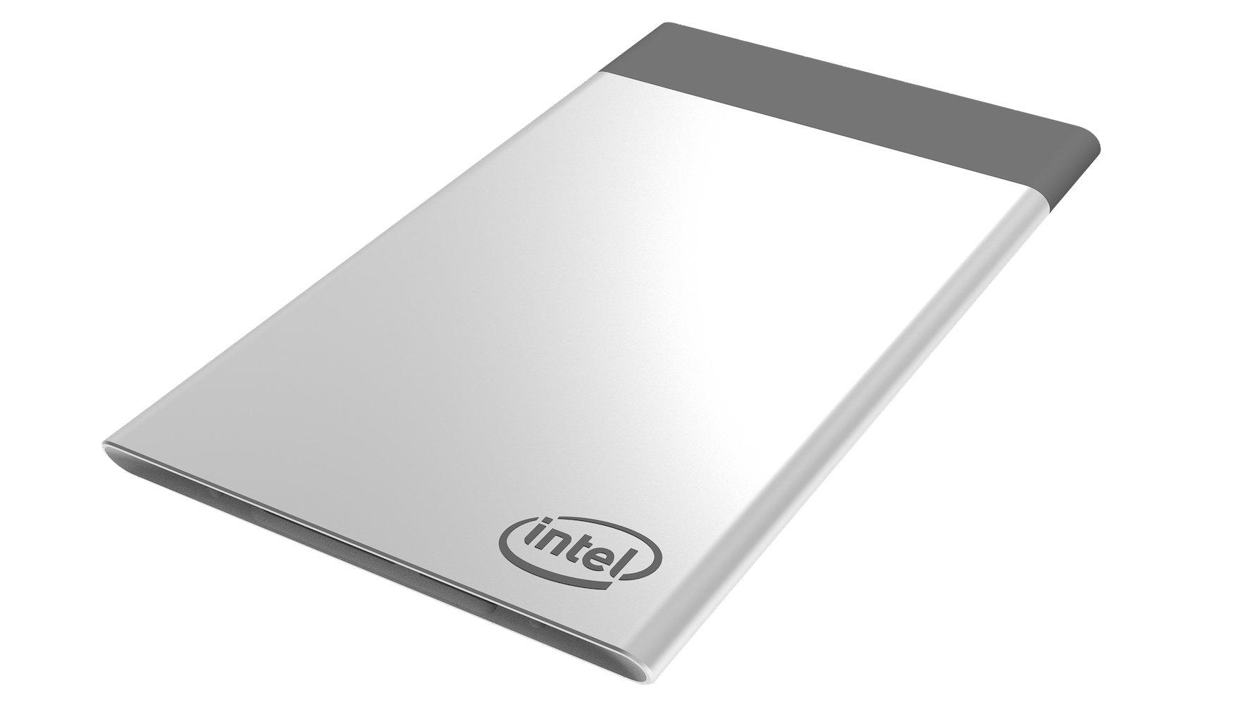 Kompakt Bilgisayar Konsepti Compute Card
