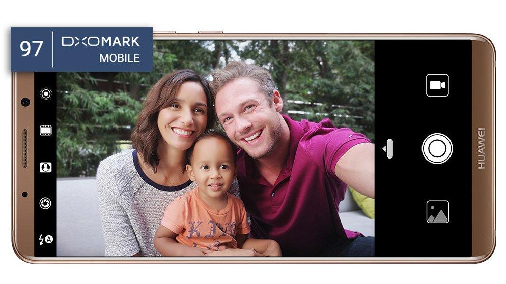 Huawei Mate 10 Pro DxoMark
