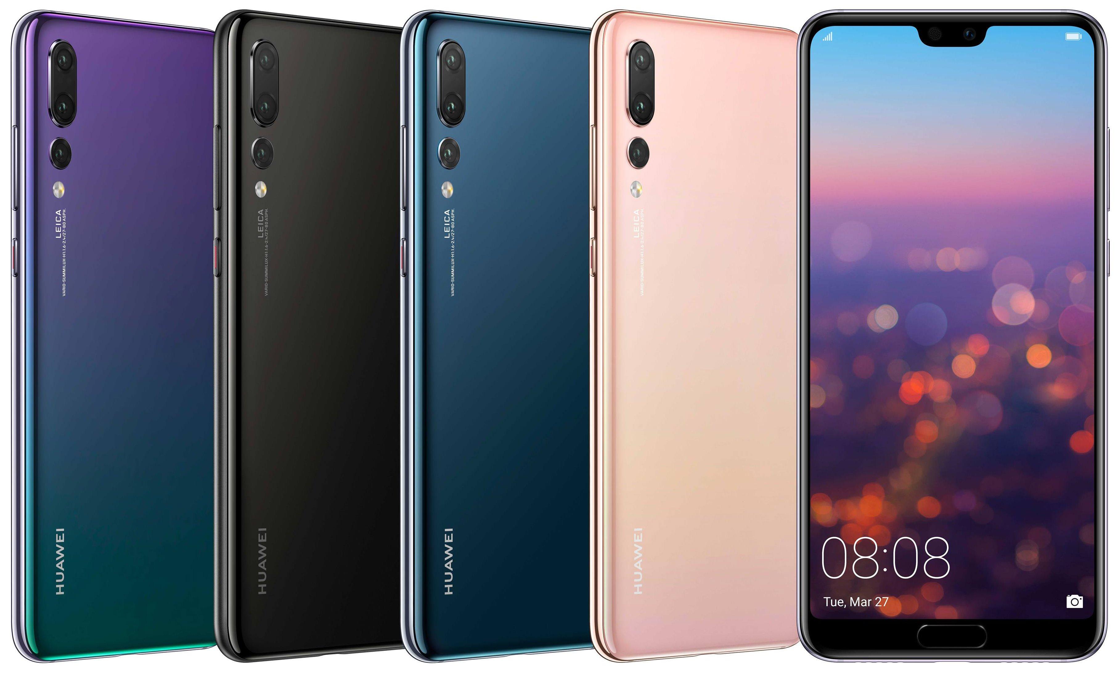 Huawei P20 Pro Özellikleri