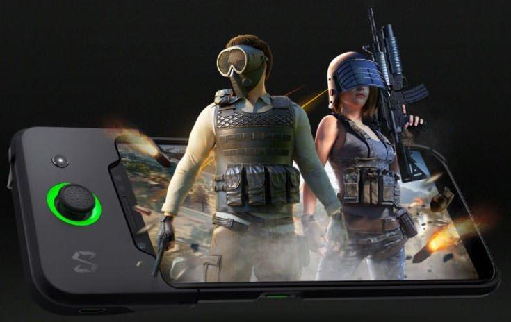 Xiaomi Oyuncu Telefonu Black Shark