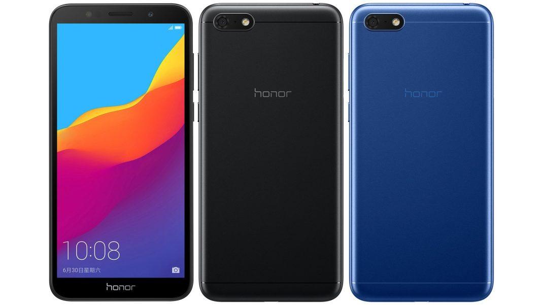 Huawei Honor 7s özellikleri