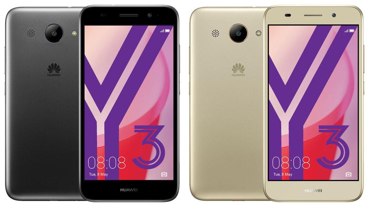 Huawei Y3 2018 özellik