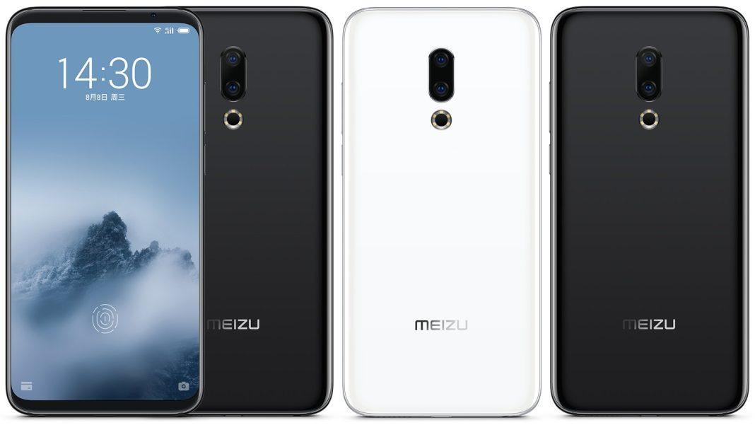 Meizu 16 Plus özellikleri