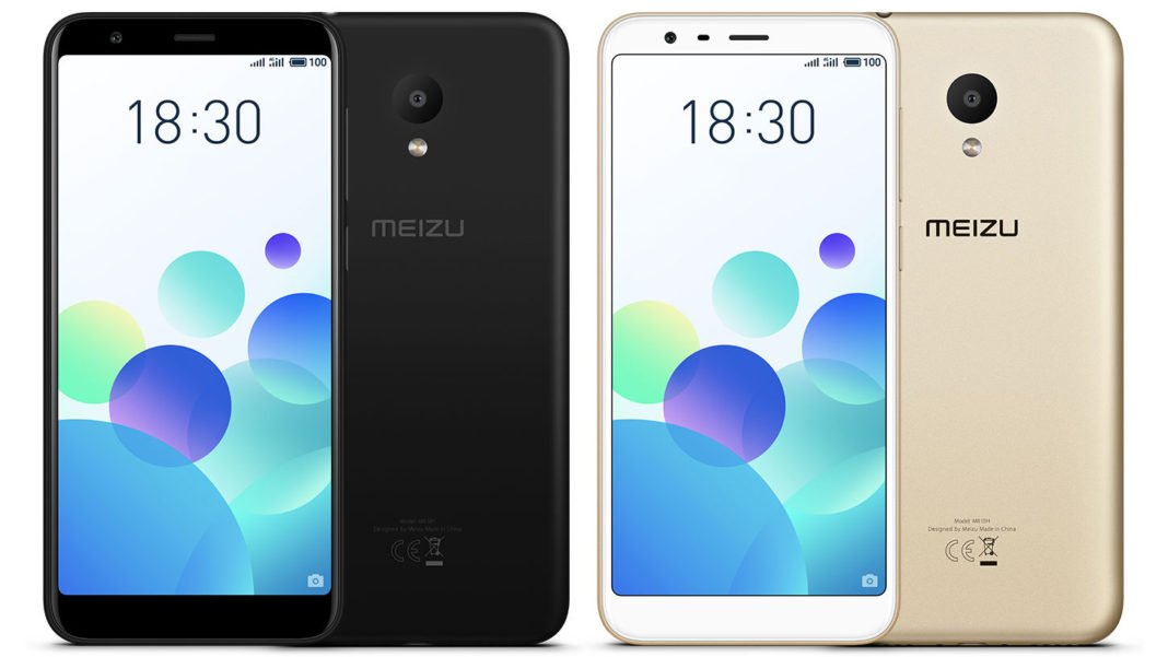 Meizu M8c özellik