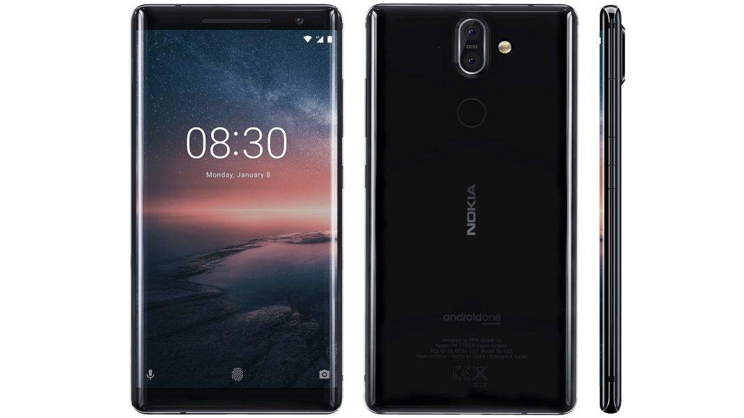 Nokia 8 Sirocco özelik
