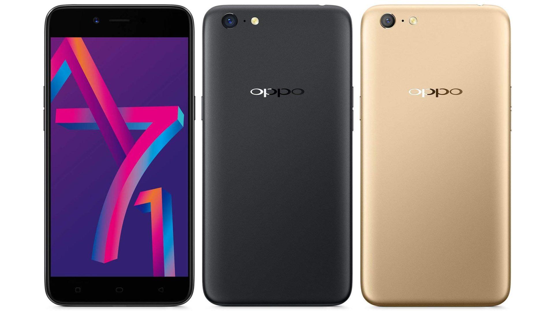 Oppo A71 2018