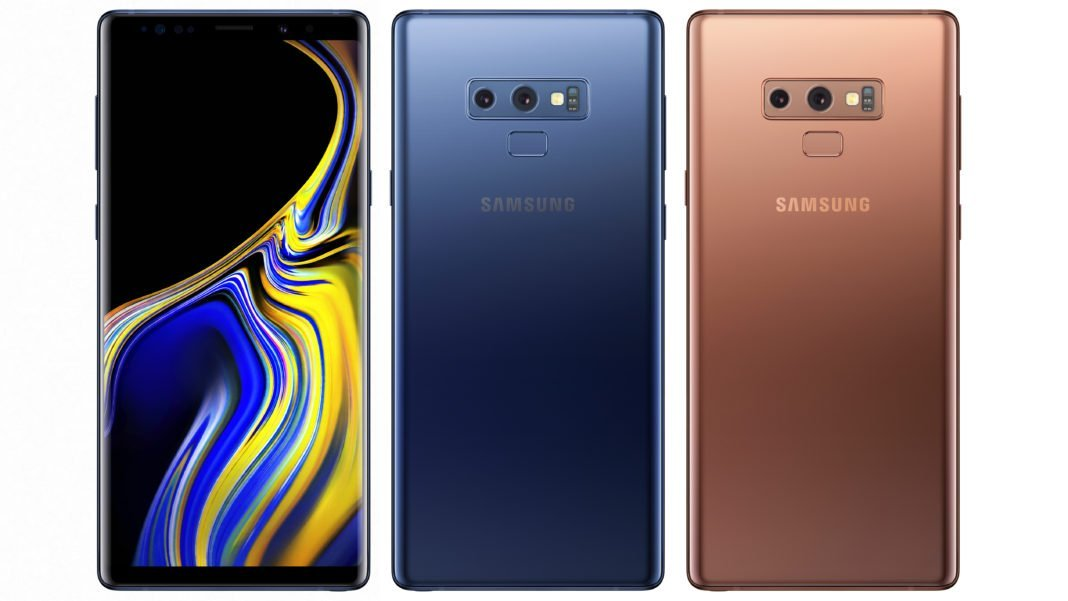 Galaxy Note 9 Özellikleri