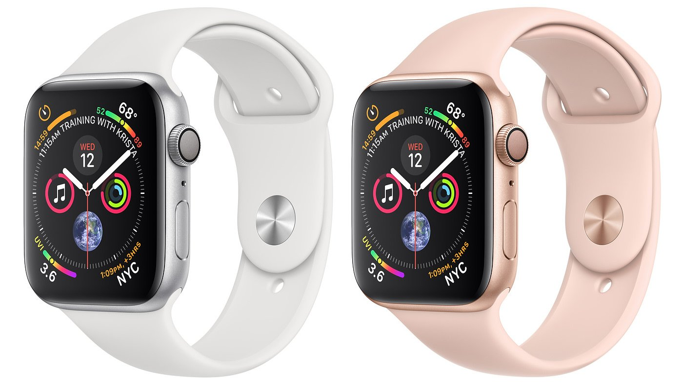 2018 Apple Watch Duyuruldu